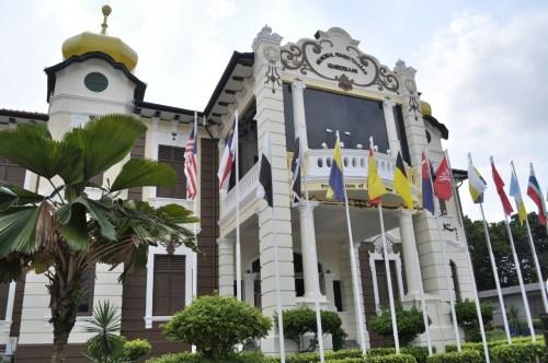 Melaka mémorial de la proclamation de l'indépendance