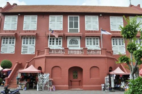 Melaka place rouge 1