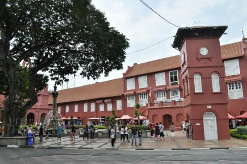 Melaka place rouge 2