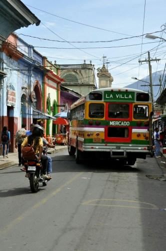 Bus Granada
