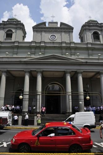 San Jose-Cathedral Metropolitana