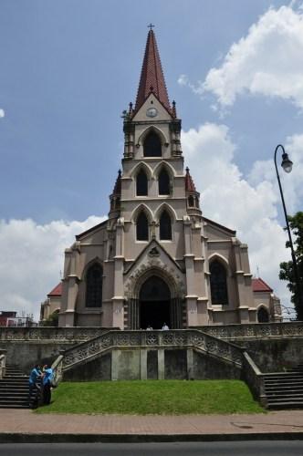 San Jose-Iglesia NS de la Merced