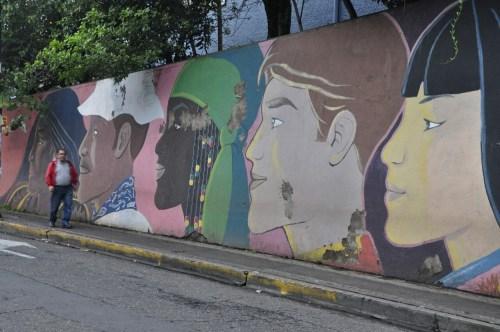 San Jose-mur assemblee