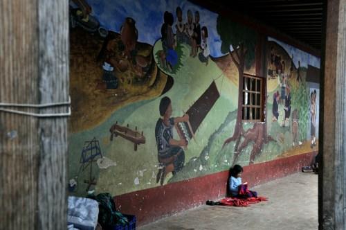 Fresque Chichicastenango 2