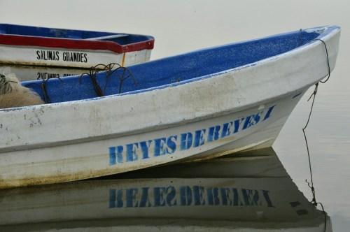 Las Penitas-bateaux