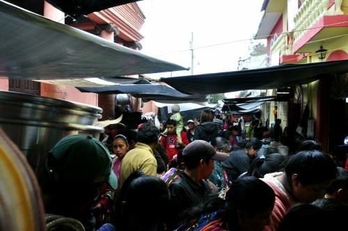 Marché Chichicastenango