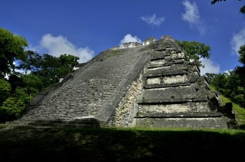 Tikal Mundo Perdido 1