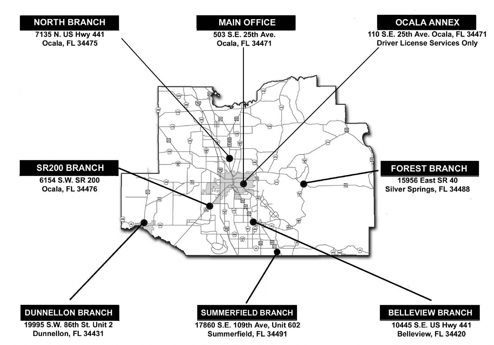 Tax Collector Hours Amp Locations