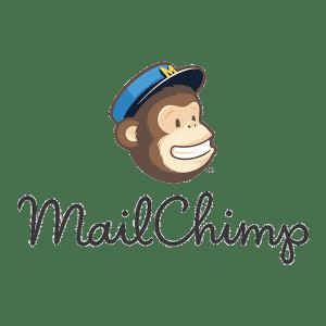 Logo Mailchimp per inviare newsletter