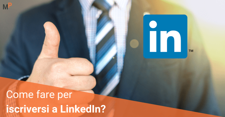 iscriversi a linkedin procedura