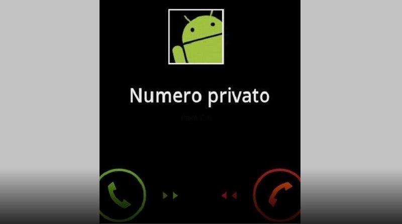 nascondere numero cellulare