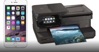 Stampare da iPhone