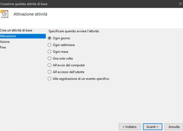 Accensione Automatica PC