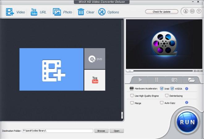 Scaricare Video con WinX Video Converter