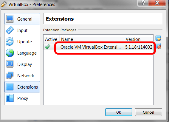"""VirtualBox: The Quick Solution to """"Extension Pack Installer Failed"""