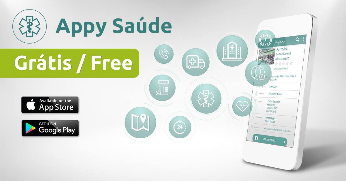 Appy Saude: A bump in my plans