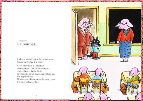 Un monde de cochons