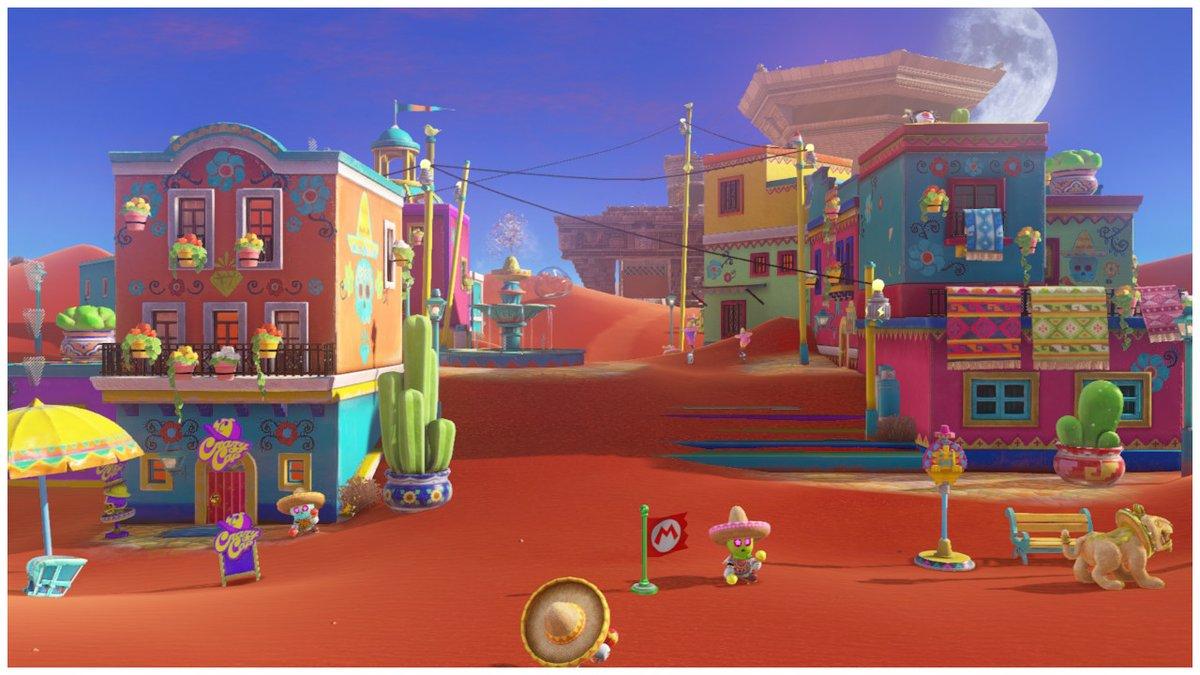 Tostarena Town Super Mario Wiki The Mario Encyclopedia