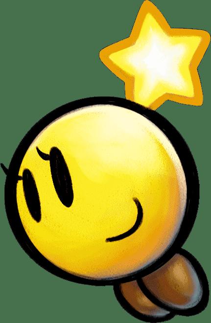 Starlow Super Mario Wiki The Mario Encyclopedia
