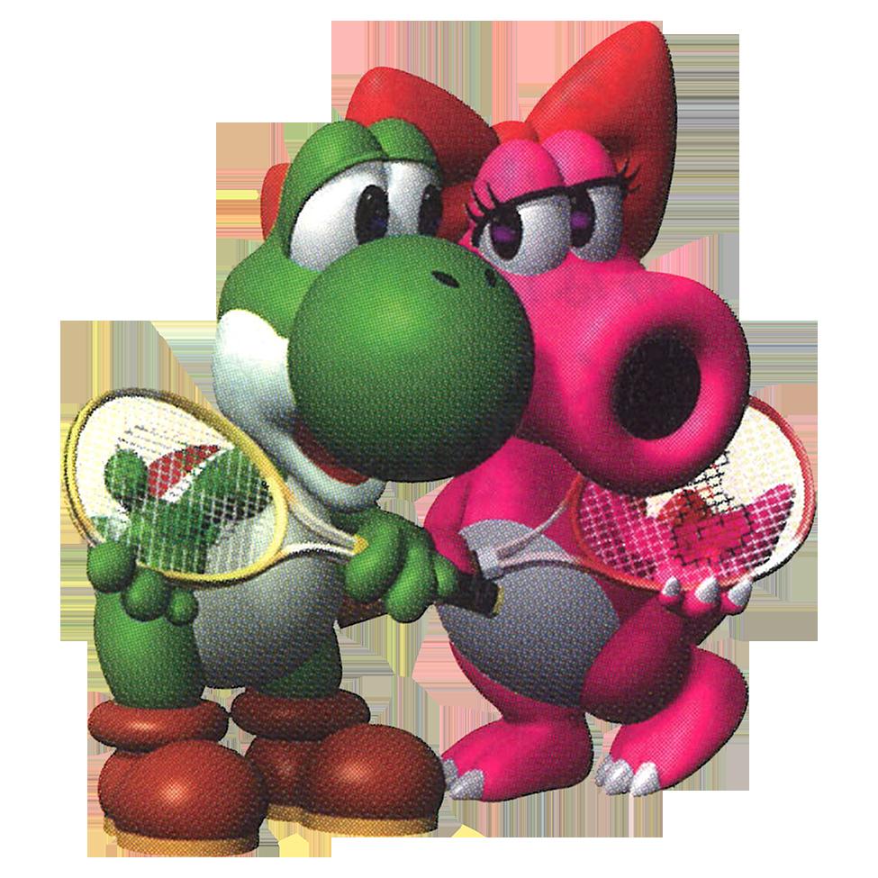 birdo and tennis regarding the birdo