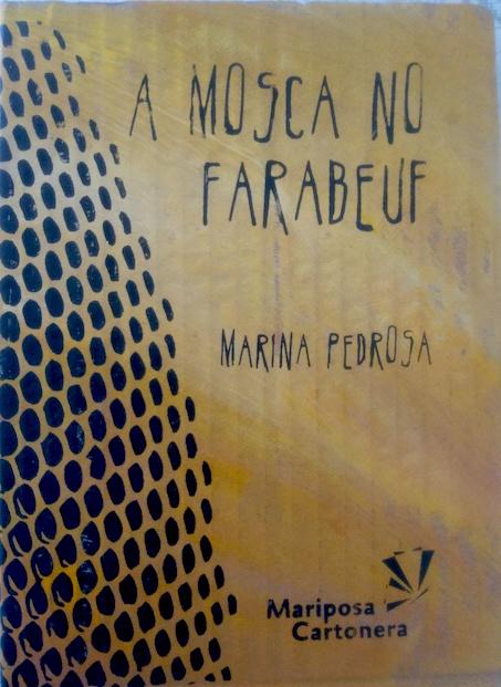 Capa do livro A mosca no farabeuf