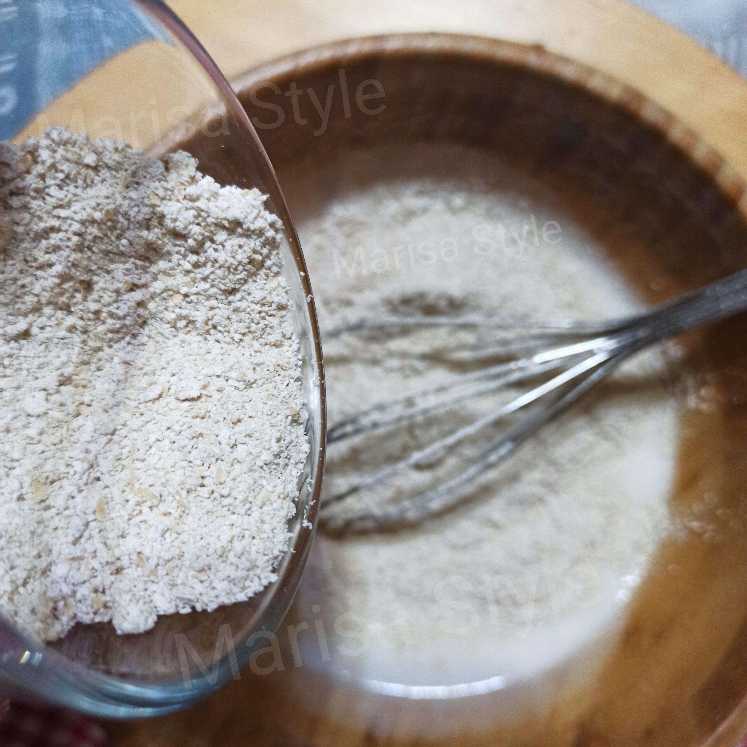 farina di avena
