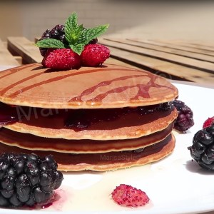 pancakes proteici light