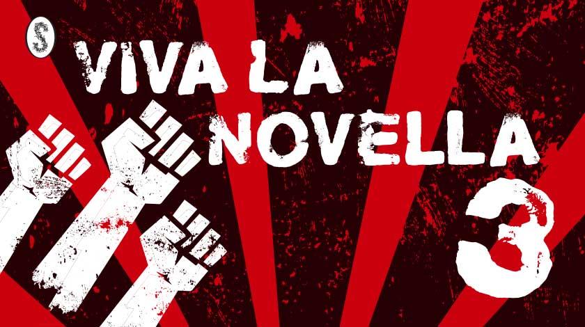 Viva La Novella 2014-15, Seizure Online