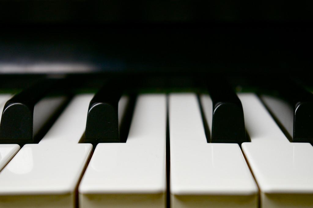 Piano by Kim Slever via Flickr