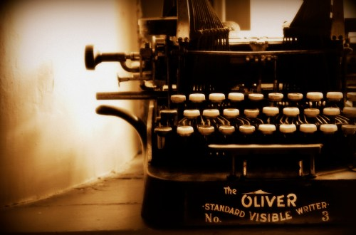 365/333 The Oliver Standard Visible Writer No 3 by Rachel via Flickr