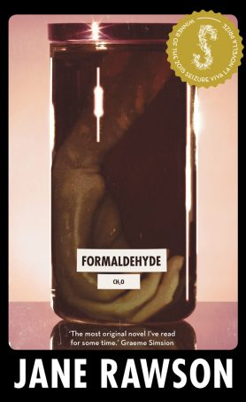 Formaldehyde by Jane Rawson