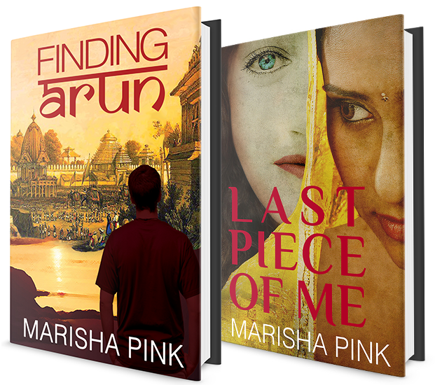 Finding Arun & Last Piece of Me by Marisha Pink