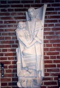 Michaëlkerk 016 - Jozef met kind