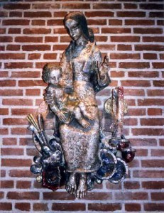 Michaëlkerk 017 - Madonna