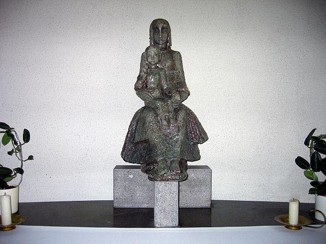Rijckholt - Madonna met Kind