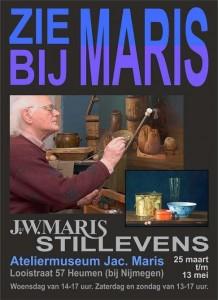 Affiche - Jacques W.Maris