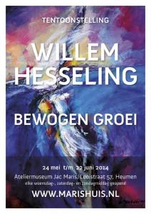flyer willem hesseling