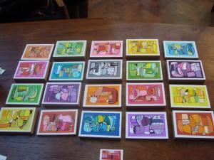 Hilleke van Gils prentbriefkaarten