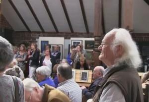Opening expositie Jacques W Maris (videostill)