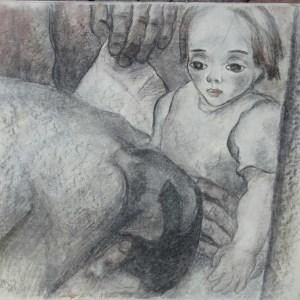 B-004 – 1931 Kind en man