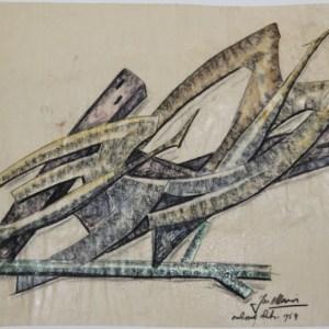 D-021 – 1954 Vogels