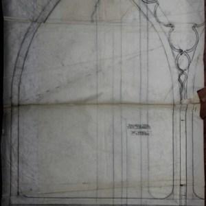 D-038 – 1955 Sevenum triptiek O.L.Vrouw A.Bijstand