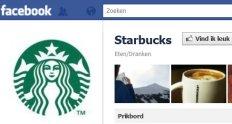 facebook-pagina starbucks