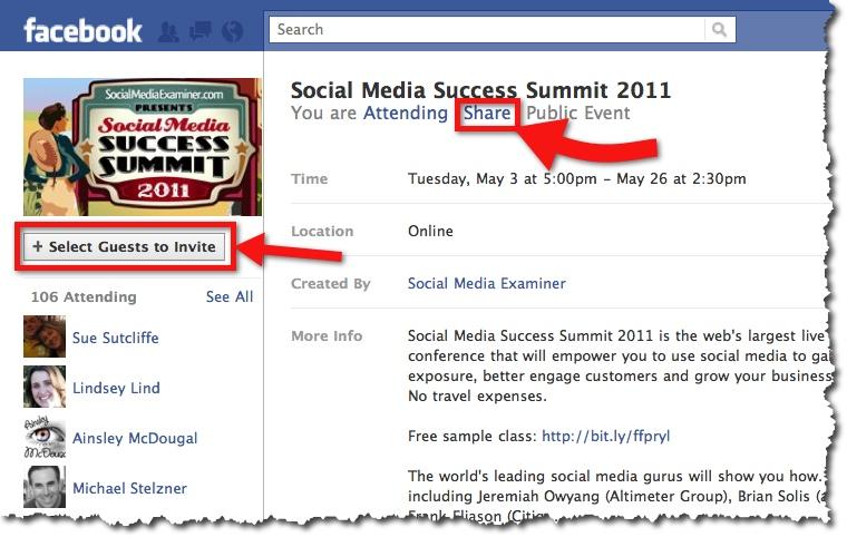 Image result for Facebook Event