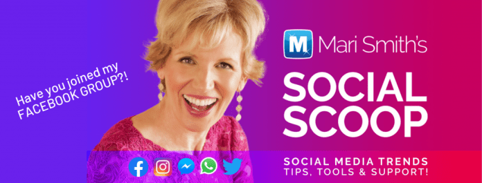 Mari Smith - Social Scoop Facebook Group