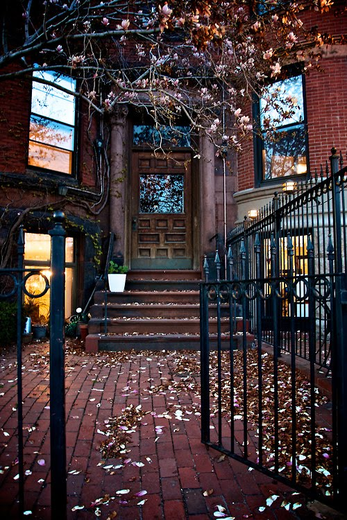Entry Gate, Boston, Massachusetts