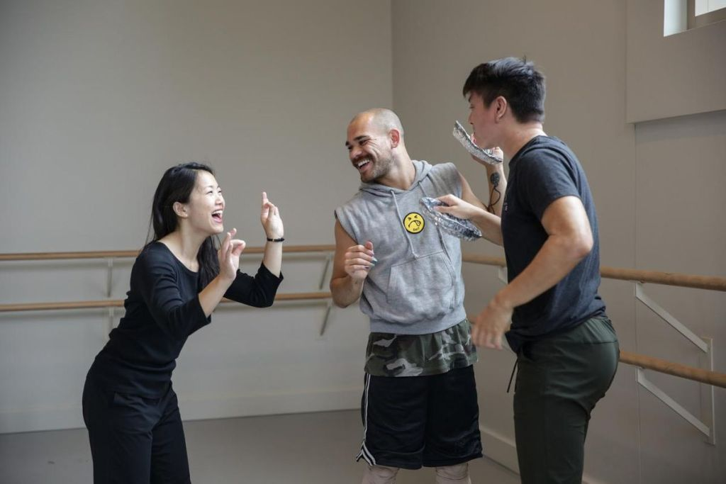 Marissa Osato's Challenge to Students: Don't Dance With the Music