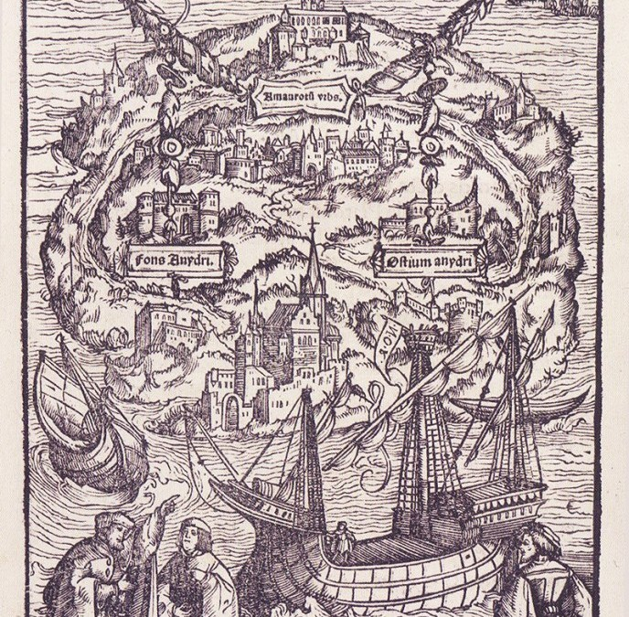 """Thomas More's """"Utopia"""""""