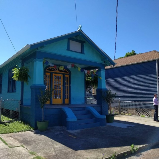 Blue New Orleans