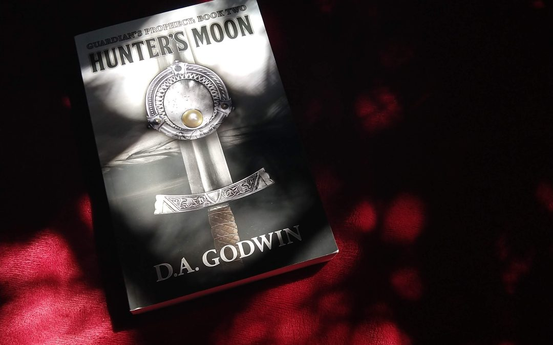 New release: HUNTER'S MOON by D. A Godwin